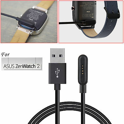 3ft Magnetic Charger Faster Charging USB Cable for ASUS ZenWatch 2 Smart Watch
