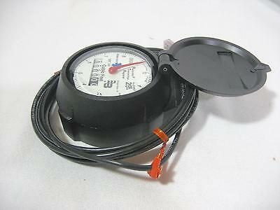 "Badger Recordall Model 25 5/8"" 2-wire RTR Register for Water Meter R25 NOS"