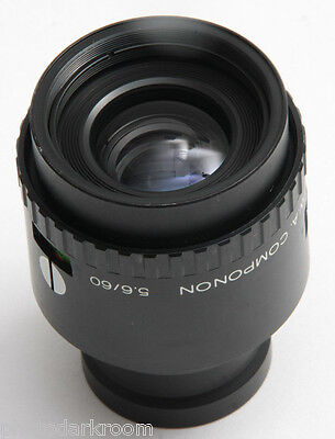 Schneider WA Componon 60mm Enlarging Lens 1:5.6 - 32 Germany Good/Fair USED D03F