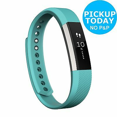 Fitbit Alta Activity and Sleep Small Wristband - Teal :The Official Argos Store