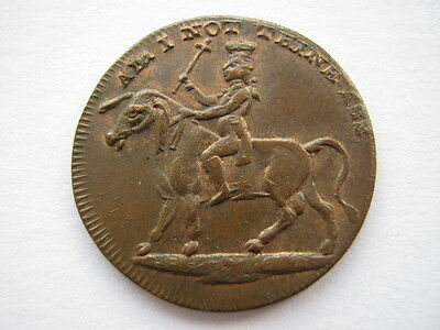Middlesex Spence farthing token DH1112