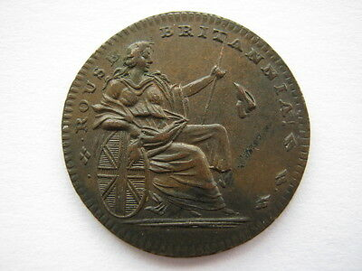 Middlesex Spence farthing token DH1113