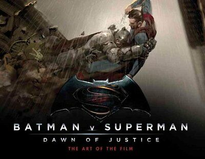 Batman v Superman: Dawn of Justice The Art of the Film 9781783297498
