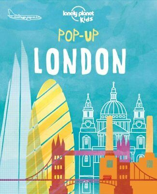 Pop-Up London by Lonely Planet Kids (Hardback, 2016)