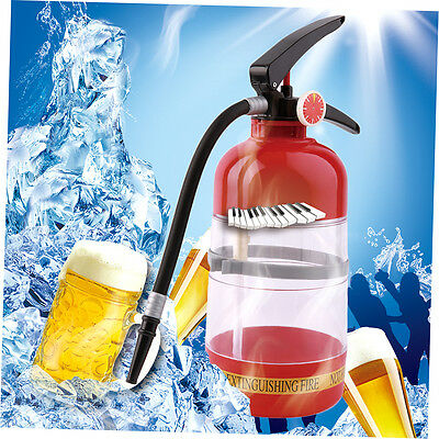 Fire Extinguisher Drink Shaker Liquor Pump Wine Beer Dispenser Machine NK