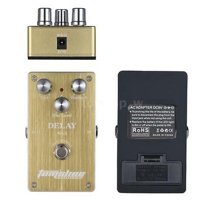 Aroma ADL-1 Delay Electric Guitar Effect Pedal True Bypass Y9M5