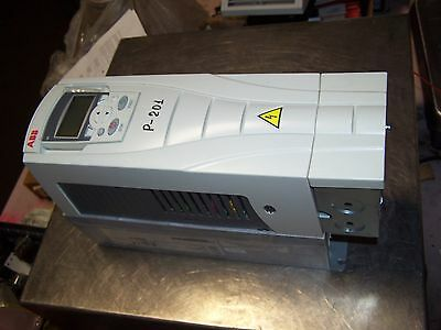 Abb 7.5 Hp Vfd Variable Frequency Drive 480 Vac 3 Phase Acs550-01-012A-4