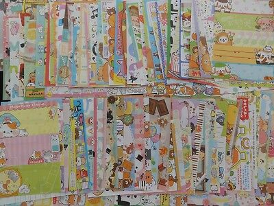 Designer stationery note paper set 90 different sheets variety pack stationary