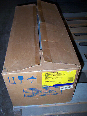 NEW Square D Size 0 Non Fusible 1 phase 120v coil Combination Motor Starter NIB