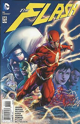 DC Flash comic issue 50