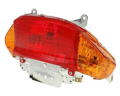 Tail light for China Scooter GY6 Rex RS450 Baotian BT50QT-9 Benzhou Peugeot