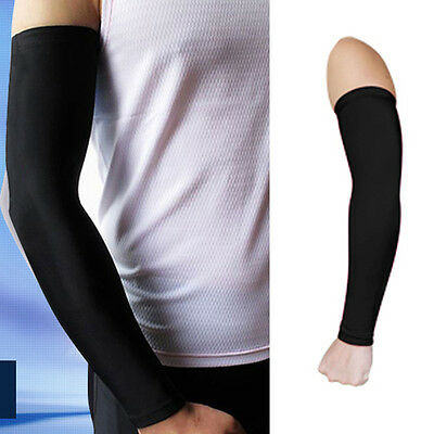 1pc Sports Cover Hand Arm Elbow Protector Gear Long Sleeves Women Guard Outdoor
