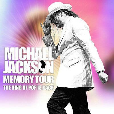 BERLIN - Tickets *** Michael Jackson Memory Tour *** am 14.01.17 in PK 2