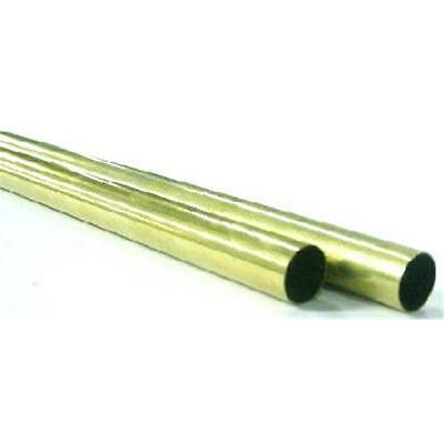 K & S Precision Metals 9215 0.03 x 0.44 x 36 in. Round Brass Tube