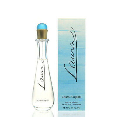 Laura by Laura Biagiotti Eau de Toilette 75 ml EDT NEU  OVP