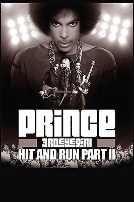 Prince : Hit and Run Part II Poster