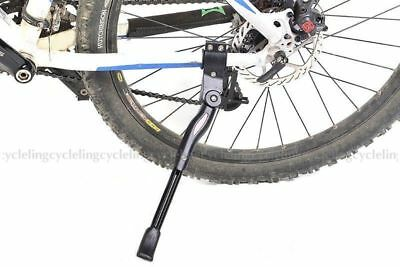 GIANT Bike Bicycle Kick Stand Adjustable To 24''-28'' Bike Stick Stand Black New
