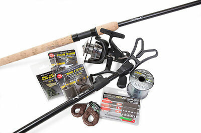 Korum Barbel Fishing Kit Coarse River Fishing - KKIT/02