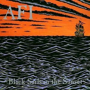 AFI - Black Sails In The Sunset (NEW CD)