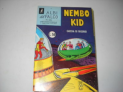 Albi Del Falco - Nembo Kid N. 424  Originale Superman !!!!