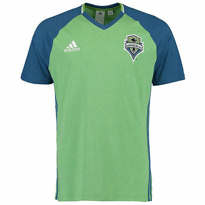 Seattle Sounders FC adidas Culture T-Shirt - Rave Green - MLS
