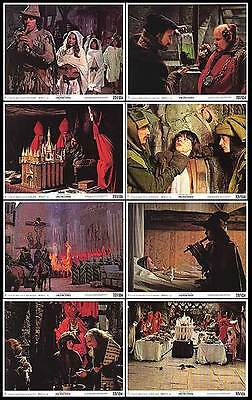 THE PIED PIPER orig 1972 color lobby still set DONOVAN LEITCH/DONALD PLEASENCE