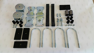 Mgb-Gt 1975-1980 Rear Leaf Springs & Axle, Differential Mounting Kit