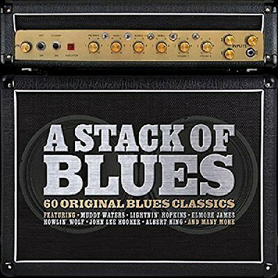 A Stack Of Blues [3CD Box Set] by Various Artists CD