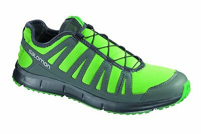 Salomon XA COMP 7 W Grau Damenschuhe Trail Berg Outdoor