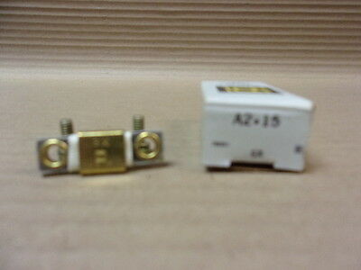 New Square D A 2.15 overload heater element