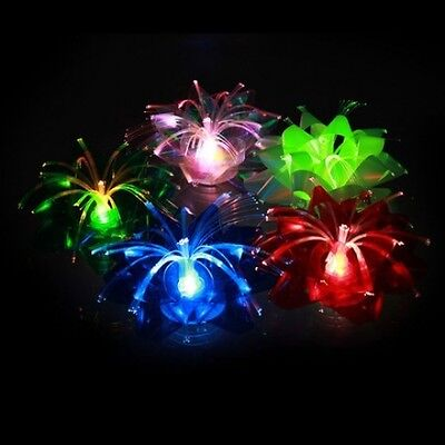 Lot of 24 Pieces - Fiber-Optic LED Light Up Glowing Gift Bows