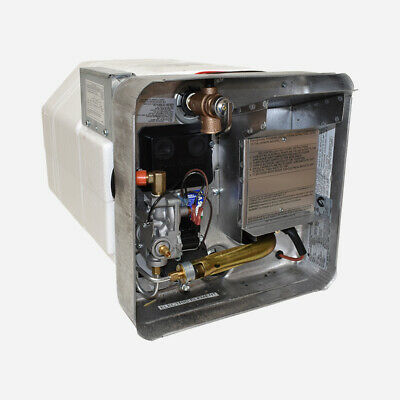 Suburban SW6DEA Gas Electric Hot Water Service for Caravans and Motorhomes