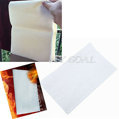 10Pcs White Magic Trick Flash Fire Flash Paper Stage Adult Game Gift 25x20cm