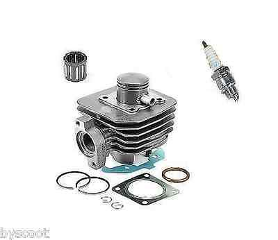 Kit Moteur Cylindre Piston joints cage bougie PEUGEOT LUDIX 50 One Snake 2t AC