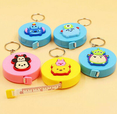 """10 PCS tsum Retractable Ruler Tape Measure 60"""" Sewing Cloth Dieting Tailor 1.5M"""