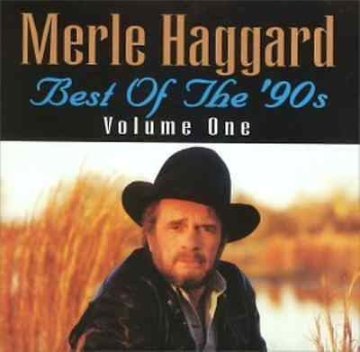 Haggard,merle-Best Of The 90`s 1  Cd New