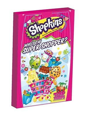 Mini Top Trumps - Shopkins