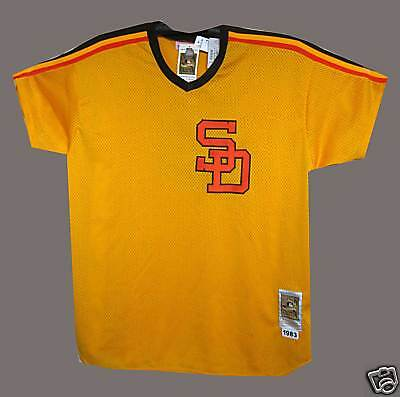 New Mitchell & Ness Mesh Jersey SD Padres Hip Hop XXL