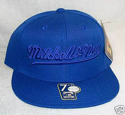 BIG Mitchell & Ness branded Cap brother hood size 7 1/4
