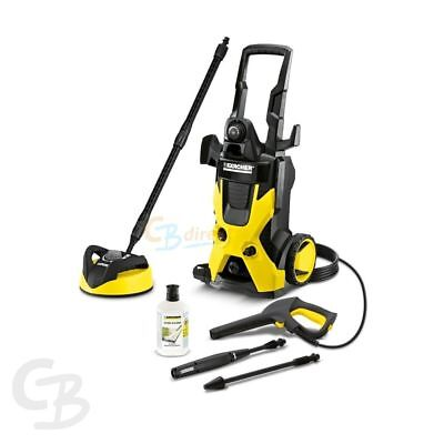 Kärcher High Pressure Cleaner K 5 Home 11806370 With Surface T 350 + Accessory