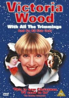 Victoria Wood / With All The Trimmings DVD 2000 Victoria Wood
