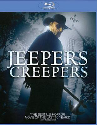 Jeepers Creepers New Region 1 Blu-Ray