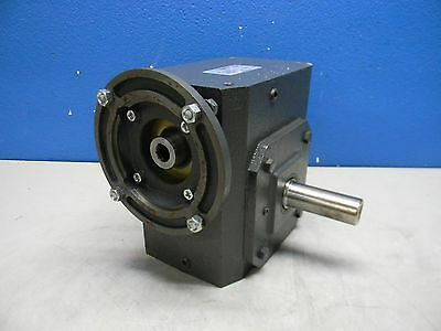 Morse Raider 300q56r50 50:1 Right Output C-Face Worm Gear Reducer Qty. 1