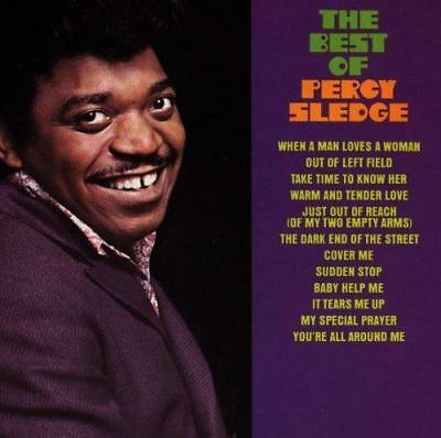 Percy Sledge - The Best Of Percy Sledge (NEW CD)