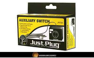 Woodland Scenics JP5725 Auxiliary Switch - Just Plug