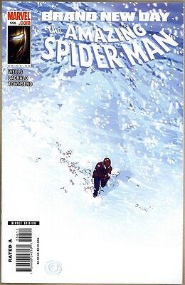Amazing Spider-Man #556 - VF