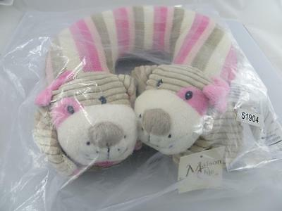 Maison Chic ROSIE THE DOG Travel Neck Pillow for Infant Baby Head Support