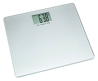 Digital Bathroom Scale Big Step Tfa 50.1010.54 200 Kg Dms Sensor Xxl Glass Scale