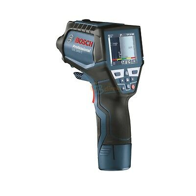 Bosch Thermo Detector Gis 1000 C Incl. Batteries + Adapter New Item 0601083300