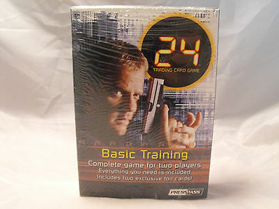 24 Ccg Tcg Basic Training 2 Player Starter Deck